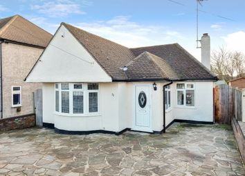 Thumbnail 3 bed detached bungalow for sale in Oakdene Road, Orpington