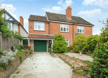 Blays Lane, Englefield Green, Surrey TW20. 4 bed semi-detached house