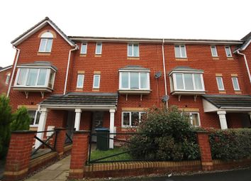 Thumbnail 4 bed town house for sale in Corbet Road, Coventry