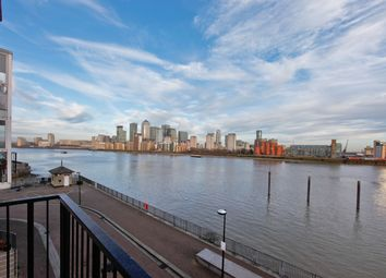 Thumbnail 2 bed flat to rent in Queen Of Denmark Court, Surrey Quays