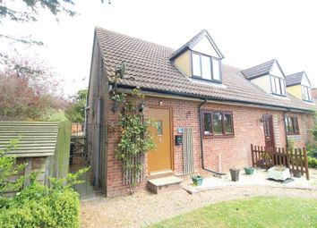 Thumbnail 2 bed end terrace house for sale in Church Road, Bardwell, Bury St. Edmunds