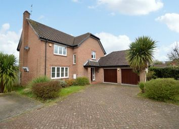Thumbnail 4 bed detached house for sale in Buckthorn Close, Wokingham