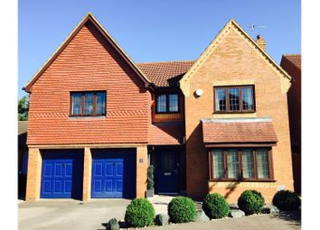 Thumbnail 5 bedroom detached house for sale in Simms Croft, Middleton