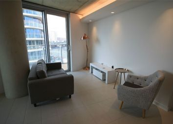 Thumbnail 1 bed flat to rent in Hoola East Tower