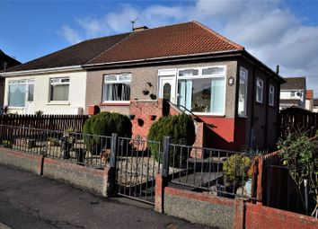 Thumbnail 1 bed semi-detached bungalow for sale in Mcgavin Avenue, Kilwinning