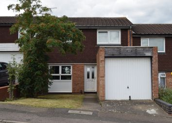 Thumbnail 3 bed terraced house for sale in Tolchard Close, Rowlatts Hill, Leicester