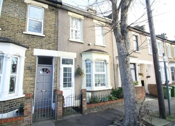 Thumbnail 2 bedroom end terrace house for sale in Holness Road, Stratford, London