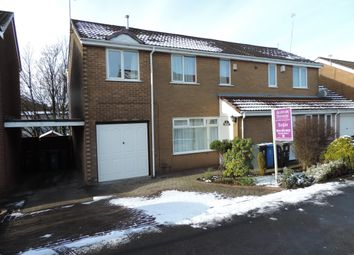 Thumbnail 3 bedroom semi-detached house to rent in Partridge Way, Chadderton, Oldham