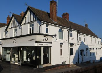 Thumbnail Studio for sale in Ground Floor Commercial Premises. High Street, Sunninghill, Berkshire