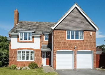 Thumbnail 5 bed detached house for sale in Draytons View, Greenham, Thatcham