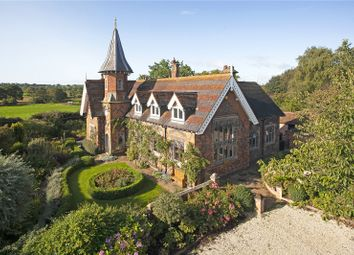 Thumbnail 4 bed detached house for sale in Spurstow, Tarporley, Cheshire