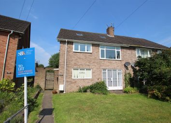 Thumbnail 4 bed maisonette to rent in Coniston Road, Leamington Spa