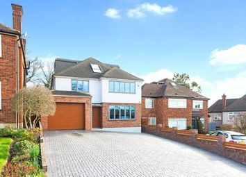 Thumbnail 5 bed detached house for sale in Marsh Close, Mill Hill, London