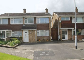 Thumbnail 3 bed semi-detached house for sale in Keward Close, Wells