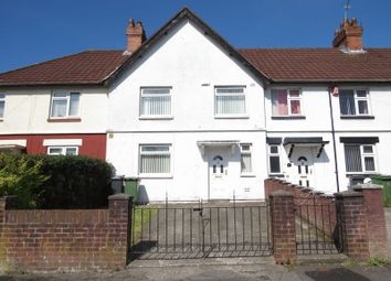 Thumbnail 3 bedroom terraced house for sale in Redhouse Road, Cardiff