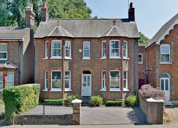 Thumbnail 3 bed detached house for sale in Woodbridge Road, Guildford