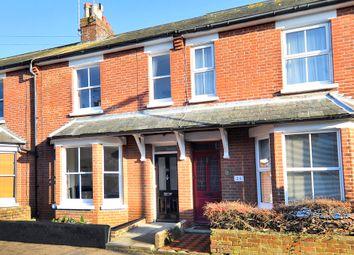 Thumbnail 3 bed terraced house for sale in Church Road, Rustington, Littlehampton