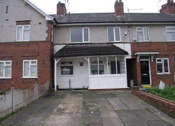 Thumbnail 3 bed terraced house for sale in Meadow Walk, Cradley Heath