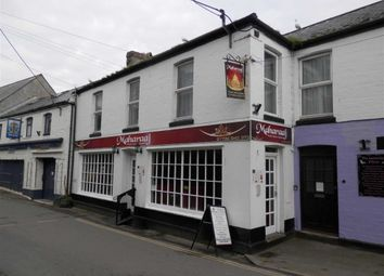 Thumbnail Restaurant/cafe for sale in Maharaaj Indian Restaurant, 3-4, River Street, Mevagissey, Cornwall