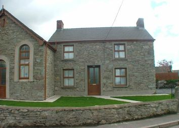 Thumbnail 3 bed cottage to rent in Heol Llansaint, Llansaint, Kidwelly