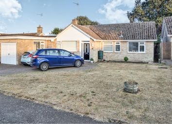 Thumbnail 4 bed bungalow for sale in Beech Close, Ipswich