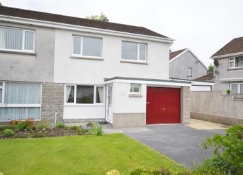 Thumbnail 3 bed semi-detached house for sale in Nant-Yr-Arian, Carmarthen