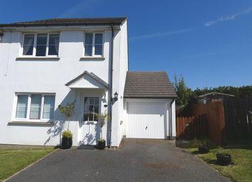 Thumbnail 3 bed semi-detached house to rent in Ballanoa Meadow, Santon, Isle Of Man