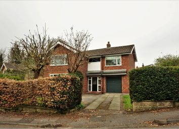 Thumbnail 3 bed detached house for sale in Brockhurst Way, Northwich