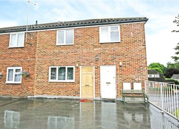 Thumbnail 2 bed maisonette for sale in Coldharbour Road, Pyrford, Surrey