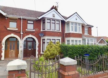 Thumbnail 3 bed terraced house for sale in Hawes Side Lane, Blackpool, Lancashire