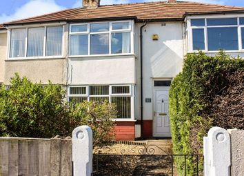 Thumbnail 3 bed terraced house for sale in Thorntrees Avenue, Lea, Preston