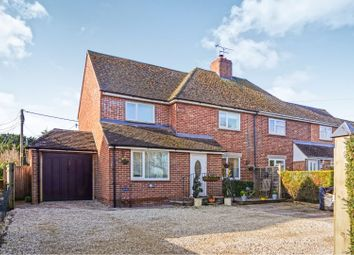 Thumbnail 4 bed semi-detached house for sale in Marsh End, Thame