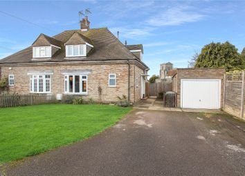 Thumbnail 2 bed semi-detached house for sale in The Avenue, Chinnor, Oxon