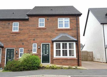 Thumbnail 3 bed semi-detached house for sale in St. Mungos Close, Dearham, Maryport