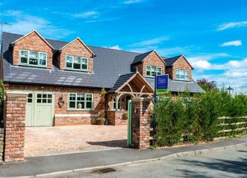 Thumbnail 4 bed detached house for sale in Edge Hall Road, Orrell, Wigan