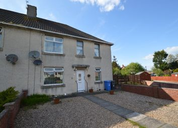 Thumbnail 2 bed flat for sale in Muir Drive, Irvine, North Ayrshire