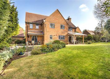 Thumbnail 4 bedroom detached house for sale in Walton Road, Walnut Tree, Milton Keynes