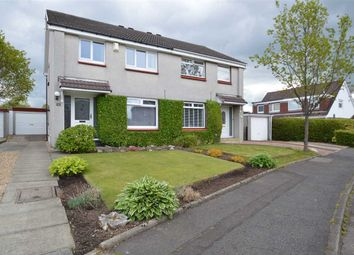 Thumbnail 3 bedroom semi-detached house for sale in Boyd Drive, Motherwell