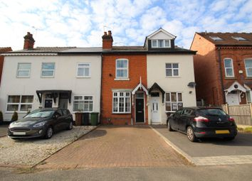 Olton Road, Shirley, Solihull B90. 2 bed terraced house