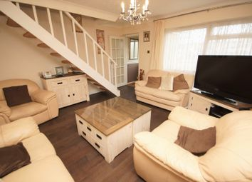 Thumbnail 2 bedroom terraced house for sale in Vermeer Crescent, Shoeburyness, Southend-On-Sea