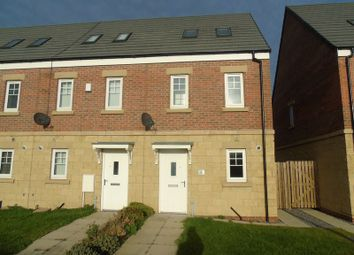 Thumbnail 3 bed end terrace house for sale in Klondyke Walk, Blaydon-On-Tyne