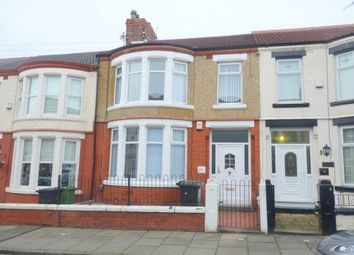 Thumbnail 3 bed terraced house to rent in Daffodil Road, Birkenhead