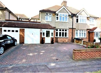 Thumbnail 4 bed semi-detached house for sale in Tennyson Avenue, Grays