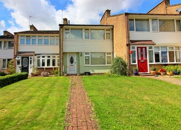Thumbnail 3 bed terraced house for sale in Porters Close, Buntingford