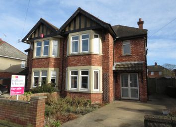 Thumbnail 3 bed semi-detached house for sale in Brant Road, Lincoln