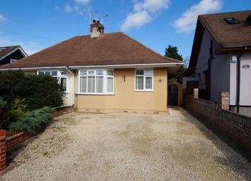 Thumbnail 2 bedroom semi-detached bungalow to rent in Oakwood Road, Rayleigh