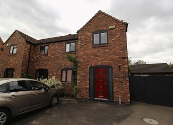 Thumbnail 3 bed detached house to rent in Saltby Green, West Bridgford, Nottingham
