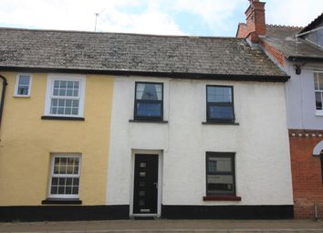 Thumbnail 2 bed terraced house for sale in North Street, Ottery St. Mary