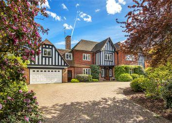 Thumbnail 6 bedroom detached house for sale in Mill Lane, Gerrards Cross, Buckinghamshire