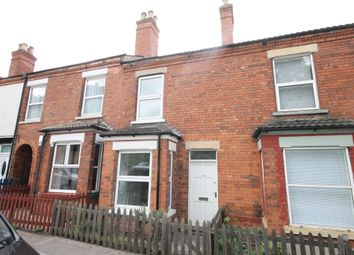 Thumbnail 3 bed terraced house for sale in Beaconhill Road, Newark, Nottinghamshire.